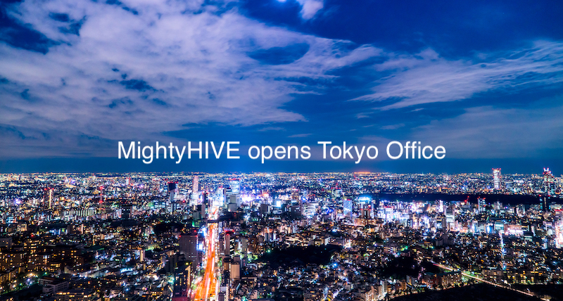 MightyHIVE opens Tokyo Office